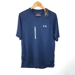 Under Armour | NWT The Tech Tee Navy Blue